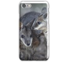 Wallaby iPhone Case/Skin