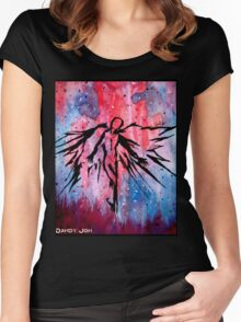 Celestial Dream Women's Fitted Scoop T-Shirt