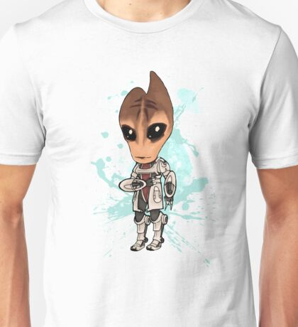 Mordin Chibi Unisex T-Shirt