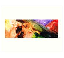 Creation's Embrace Art Print