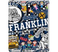 Franklin Collage  iPad Case/Skin