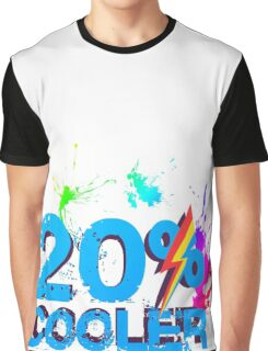 Quotes and quips - 20% cooler Graphic T-Shirt