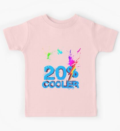 Quotes and quips - 20% cooler Kids Tee