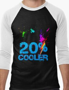 Quotes and quips - 20% cooler Men's Baseball ¾ T-Shirt