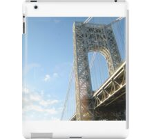 George Washington Bridge iPad Case/Skin