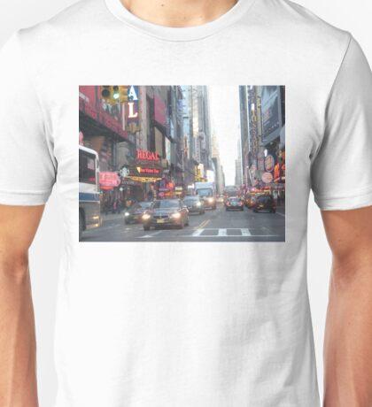 New York City Street Unisex T-Shirt