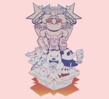 We Bare Fantasy One Piece - Short Sleeve