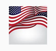 American flag illustration Unisex T-Shirt