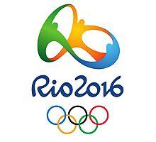Rio 2016 Olympics Photographic Print