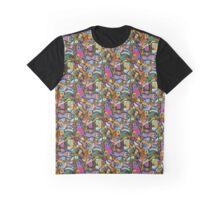 Prekay-Octo-Prima-Tivo Graphic T-Shirt