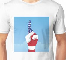 USA is number one Unisex T-Shirt
