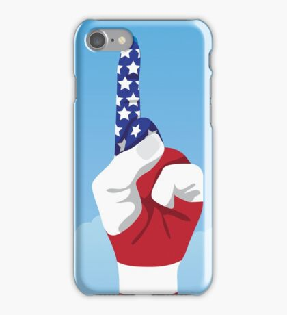 USA is number one iPhone Case/Skin