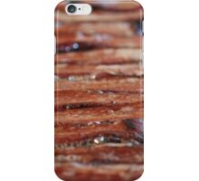 Sizzle Abstract iPhone Case/Skin