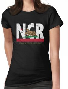 New California Republic Womens Fitted T-Shirt