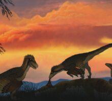 Dakotaraptor Sticker