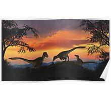 Dakotaraptor Poster
