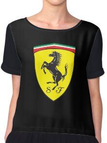 Ferrari  Chiffon Top