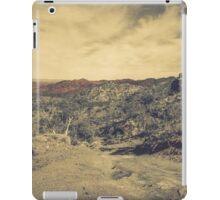 Rough Road iPad Case/Skin