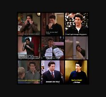 Ross Geller Quotes Collage #2 Unisex T-Shirt