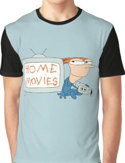 Home Movies Graphic T-Shirt