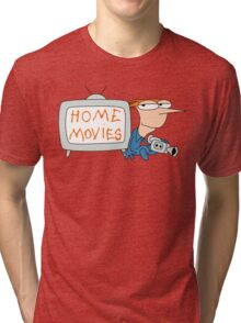 Home Movies Tri-blend T-Shirt