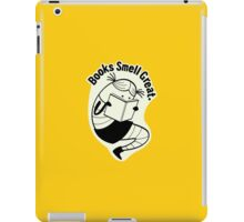 Books Smell Great iPad Case/Skin