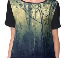 Stillness Speaks Chiffon Top