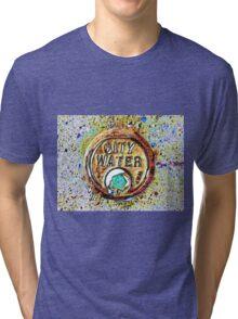 City Water Tri-blend T-Shirt