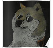 Doge Pastel Poster