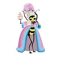 Queen Bee - Marie Antoinette Photographic Print