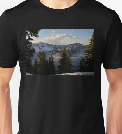 Crater Lake - Spring Unisex T-Shirt
