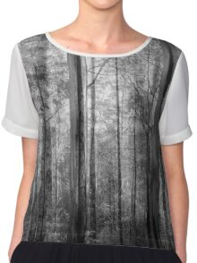 Here and Now Chiffon Top
