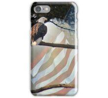 Free -  Bald Eagle Photograph, Digital Art iPhone Case/Skin