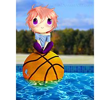 Kisumi Basketball Photographic Print