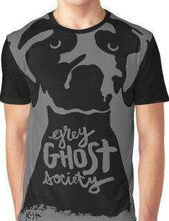 Grey Ghost Society : Original Graphic T-Shirt