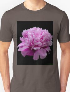 My Blooming Pink Peony Unisex T-Shirt