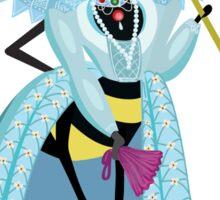 Queen Bee - Elizabeth I Sticker