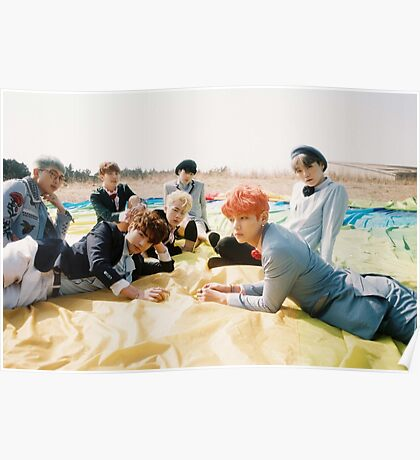 BTS Young Forever 03 Poster