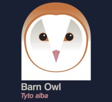 Barn Owl Kids Tee
