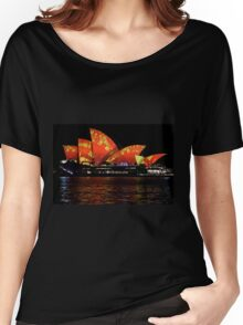 Vivid 2016 Opera House 25 Women's Relaxed Fit T-Shirt