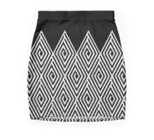 Zigzag Tribal pattern  Mini Skirt