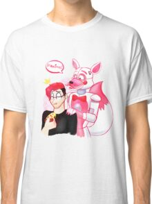 markiplier - it backs! Classic T-Shirt