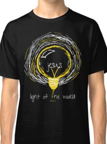 Jesus Light of the World Classic T-Shirt