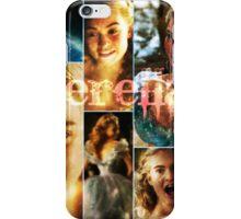 Cinderella 2015 Unofficial collage iPhone Case/Skin