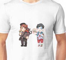 Pokemon Trainers Dan and Phil Unisex T-Shirt