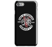 Sons of Apokolips iPhone Case/Skin