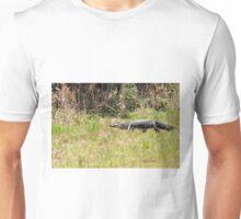 Gator Walking Unisex T-Shirt