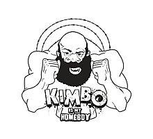 Kimbo Slice is my Homeboy Photographic Print