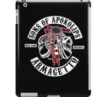 Sons of Apokolips iPad Case/Skin