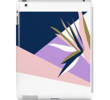 Strelitzia Bold iPad Case/Skin